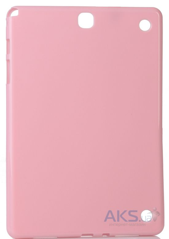 Чехол для планшета BeCover Silicon Case Samsung Tab A 9.7 T550, A 9.7 T555 Pink (700754)