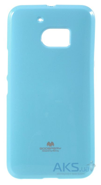 Чехол Mercury Jelly Color Series HTC 10 Lifestyle Turquoise