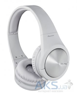 Наушники (гарнитура) Pioneer Superior Club Sound SE-MX7 White (SE-MX7-W)