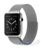 Умные часы Apple Watch Stainless Steel 38mm with Milanese Loop (MJ322)