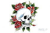 Вид 2 - Christian Audigier Ed Hardy Skulls & Roses for Him Туалетная вода (тестер) 100 ml