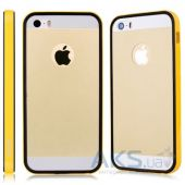 Чехол Vouni Combination Apple iPhone 5, iPhone 5S, iPhone 5SE Yellow