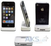 Вид 7 - Аккумулятор Apple iPhone 4S (1430 mAh) Original + Dock station (86018) White