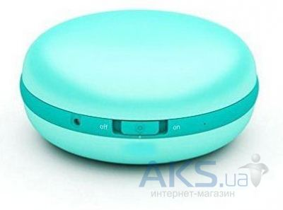 Повербанк power bank MACARON Hand Warmer Power Bank 3500mAh Tiffany Blue