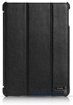 Чехол для планшета iCarer Ultra thin genuine leather series for iPad Air Black (RID501bl)