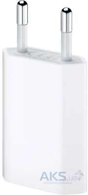 Зарядное устройство Foxconn Apple Power Adapter OEM White (MD813)
