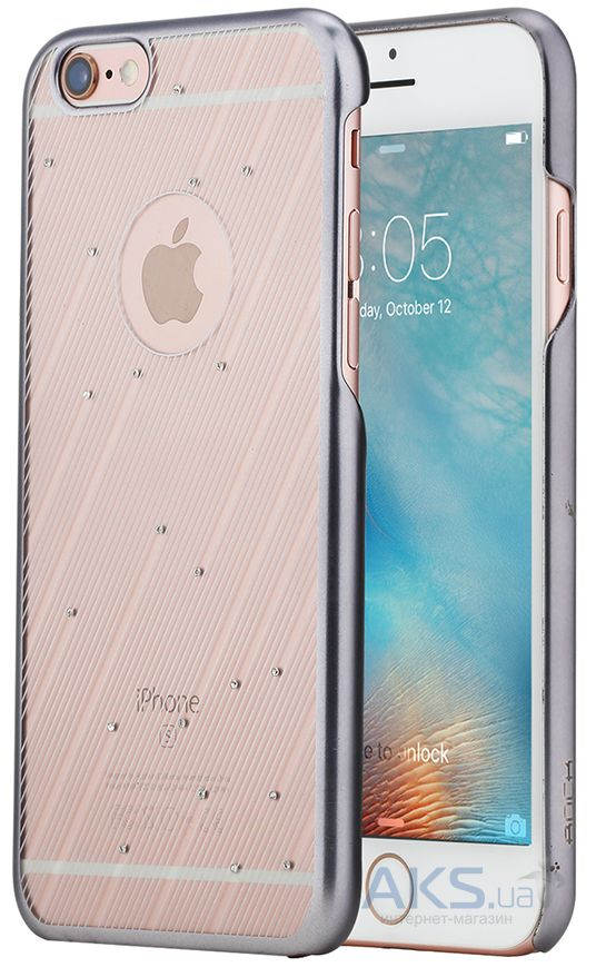 Чехол Rock Meteor Series Apple iPhone 6, iPhone 6S Gray