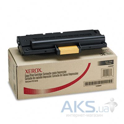 Картридж Xerox WC PE16/ PE16e (113R00667) Black
