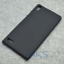 Чехол Celebrity TPU cover case for HUAWEI P6 Black
