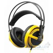 Гарнитура для компьютера Steelseries Siberia v2 Yellow/Navy (51111)