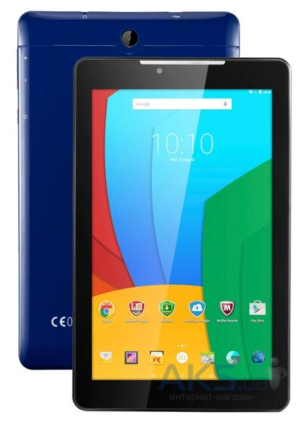 Планшет Prestigio MultiPad Color 2 PMT3777 Dark Blue