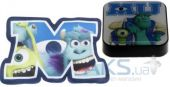 Вид 3 - Mp3-плеер Slim МР3 mini heroes SD Monsters university Blue