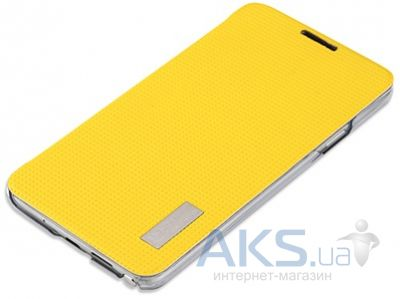 Чехол Rock Elegant Series Samsung N7502 Galaxy Note 3 Neo Duos Yellow