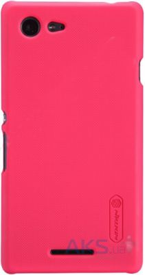 Чехол Nillkin Super Frosted Shield Sony Xperia E3 Red