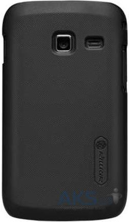Чехол Nillkin Super Frosted Shield Samsung S6102 Galaxy Y Duos Black