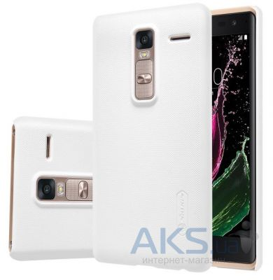Чехол Nillkin Super Frosted Shield LG H650E Class, H650 Zero White