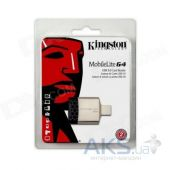 Кардридер Kingston FCR-MLG4 MobileLite G4
