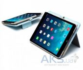 Вид 4 - Чехол для планшета Zenus iPad Air Leather Case Masstige Leather E-Note Diary Series Sky Blue