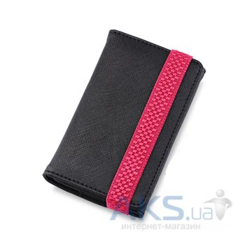 Чехoл Tunewear Tunewallet Black/Pink for iPod touch 4G/3G/2G
