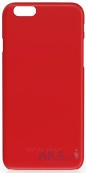 Чехол Happy Plugs Ultra Thin Case for iPhone 6/6S Red (8861)