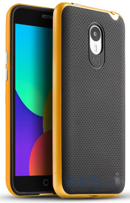 Чехол iPaky Hybrid Series Meizu M1 Note Orange