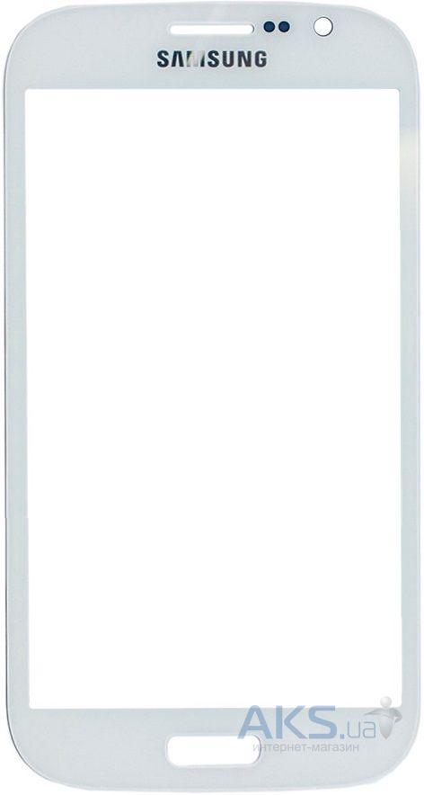 Стекло для Samsung Galaxy Grand Duos I9082 White