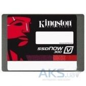 "Накопитель SSD Kingston SSDNow V300 120GB 2.5"" SATAIII MLC Desktop Kit (SV300S3D7/120G)"