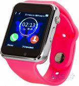 Смарт-часы (Smart Watch) UWatch A1 (Pink)