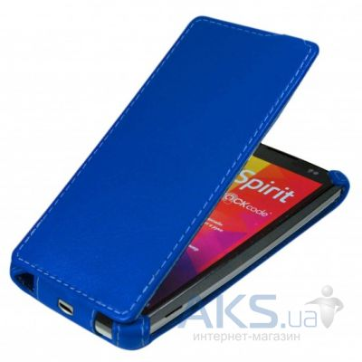 Чехол Armor flip case LG Spirit Y70 H422 Dark Blue
