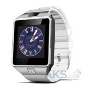 Смарт-часы (Smart Watch) UWatch Smart DZ09 (White)