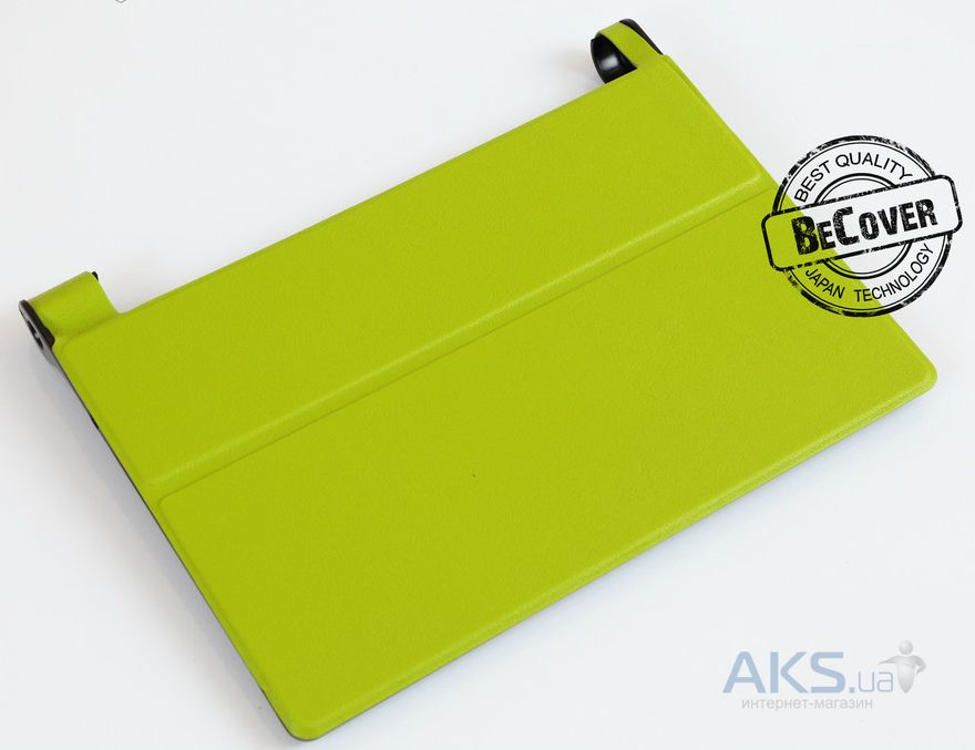 Чехол для планшета BeCover Smart Case Lenovo Yoga Tablet 3 10 X50 Green