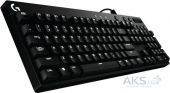 Вид 2 - Клавиатура Logitech G610 Orion Brown (920-007865) Black