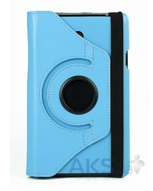 Чехол для планшета TTX Leatherette case Asus Fonepad HD 7 ME 372CG /373CG Light blue