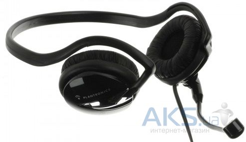 Вид 2 - Гарнитура для компьютера Plantronics Audio 345 Black