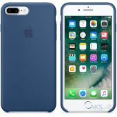 Вид 3 - Apple High Copy Silicone Case iPhone 7 Plus Ocean Blue (MMQX2_hc)