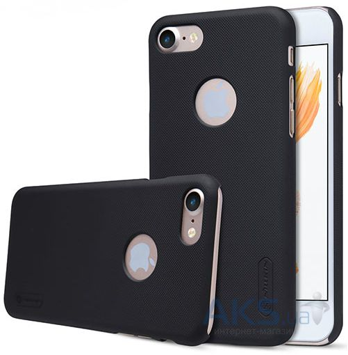 Чехол Nillkin Super Frosted Shield Apple iPhone 7 Black