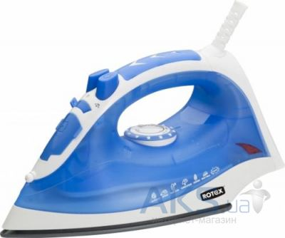 Утюг Rotex RIC40-W White-Blue