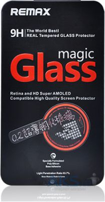 Защитное стекло Remax Tempered Glass для LG Optimus L65 D285 Round Edge 0.2mm 9H