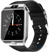 Смарт-часы (Smart Watch) UWatch Smart DZ09 (Silver)