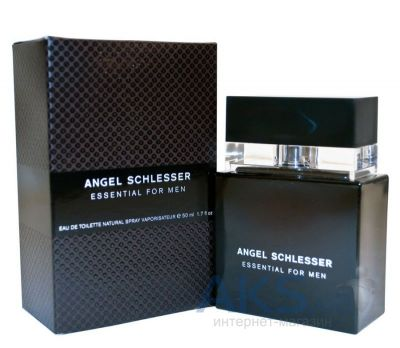 Angel Schlesser Essential for Men Туалетная вода (мини) 4,9 ml