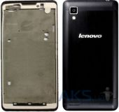 Корпус Lenovo IdeaPhone P780 Black