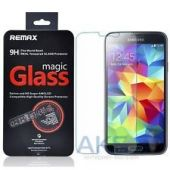 Защитное стекло REMAX Tempered Glass Clear Float для Samsung G900 Galaxy S5 Round Edge 0.2mm 9H