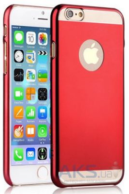 Чехол Vouni Elements для iPhone 6/6S Passion Red