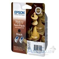 Картридж Epson St Color 1520/740/760d/800 (C13T05114210) Black