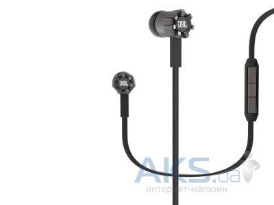Наушники (гарнитура) JBL In-Ear Headphone Synchros S200I Black (SYNIE200IBLK)