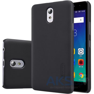 Чехол Nillkin Super Frosted Shield Lenovo Vibe P1m Black