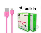 Вид 2 - Кабель USB Belkin Lightning to USB ChargeSync Cable for iPhone 1.2m Pink (F8J023bt04-PKhc)