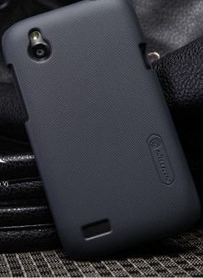 Чехол Nillkin Super Frosted Shield case for HTC Desire V/Desire X Black