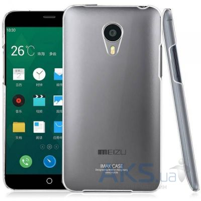 Чехол IMAK Crystal Series Meizu MX4 Transparent