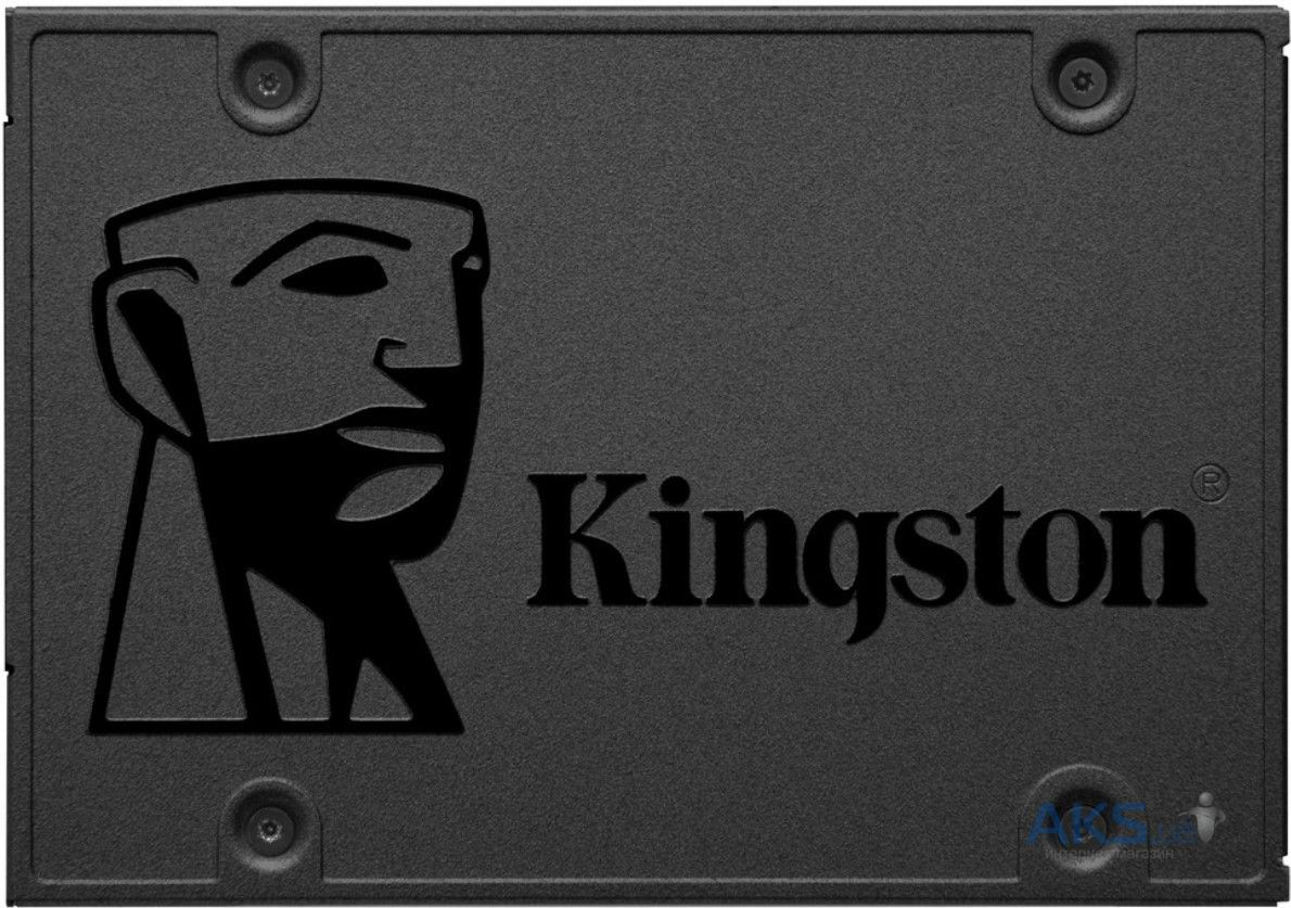 Накопичувач SSD Kingston A400 240 GB (SA400S37/240G)